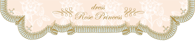 dress Rose Princess